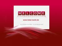 lokal-markt.de Webseite Vorschau
