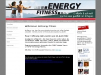 Energyfitnessstudio.at