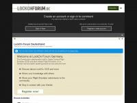 lockonforum.de Webseite Vorschau