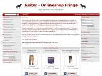 reiter-onlineshop-frings.de
