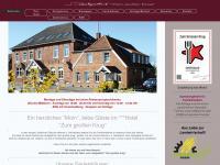 zum-grossen-krug.de Webseite Vorschau