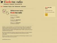 Fliedertee-radio.de