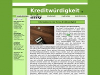 kreditwuerdigkeit.info