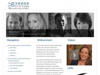 Sir-greene-stiftung.de