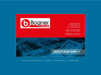 bogner-records.com