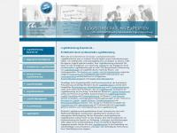 logistikberatung-experten.de Webseite Vorschau