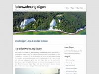 1a-ferienwohnung-ruegen.de Webseite Vorschau