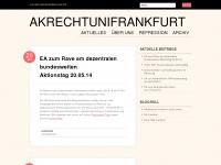 Akrechtunifrankfurt.wordpress.com