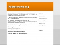 katasteramt.org