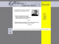 ingenieurbuero-de-luca.de