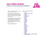 youronlinechoices.com