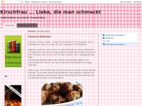 kirschfrau.blogspot.com Webseite Vorschau