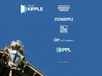 kipple.de Webseite Vorschau