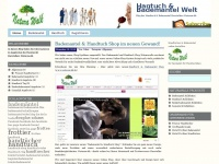 handtuch-bademantel-welt.de Webseite Vorschau