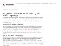 behinderung.org