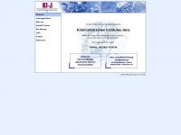 ki-j.de Webseite Vorschau