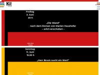 ki-warstein.de Webseite Vorschau