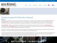 pro-klima-gmbh.de
