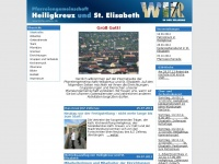 kirche-zellerau.de Webseite Vorschau