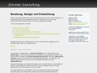 forster-consulting.com