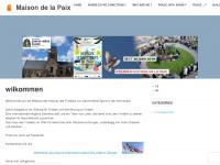 maisondelapaix-normandie.org