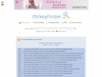 Otrkeyfinder.com