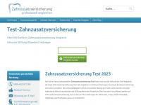 test-zahnzusatzversicherung.de