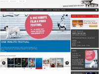 kinoaarau.ch Webseite Vorschau