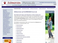 schmerzen-forum.de