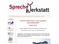 sprechwerkstatt.de