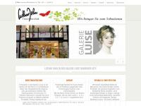 lotharjohn-in-der-galerie-luise.de Webseite Vorschau