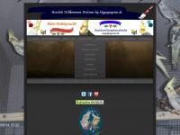 mypapageien.de Webseite Vorschau
