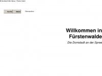 fuerstenwalde-tourismus.de