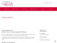 coppenrath-stiftung.de