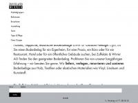 zuffelato-wirrer.ch Webseite Vorschau