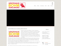 gaestehaus-boehm-ka.de