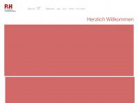 phbe.ch Webseite Vorschau