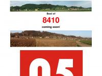 8410.at Webseite Vorschau