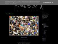 10mal15de.blogspot.com Webseite Vorschau