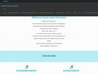 emder-guitar-school.de Webseite Vorschau