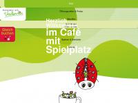 kindercafe-valentin.de Webseite Vorschau