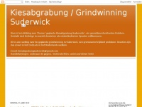 kiesabgrabungsuderwick.blogspot.com Webseite Vorschau