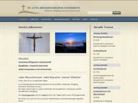 kirchengemeinde-scharbeutz.de Webseite Vorschau