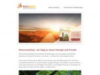phoenixweg.de Webseite Vorschau