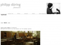 philippdoering.de Webseite Vorschau
