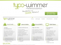 Typo-wimmer.at