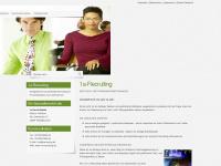 1a-recruiting.de Webseite Vorschau