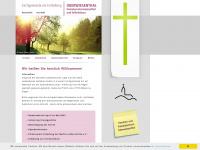 kirche-oberwiesenthal.de Webseite Vorschau