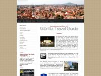 goerlitztourismus.de Webseite Vorschau