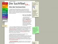 suchfibel.de Webseite Vorschau
